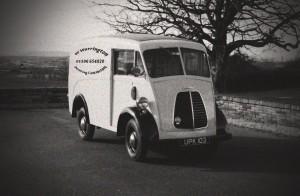 Morris J-type van