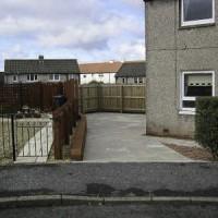 Warrington property Maintenance, Whitehill, Bathgate.